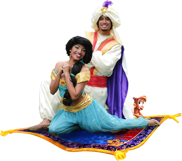 aladdin-y-jasmine-show-happy-kids