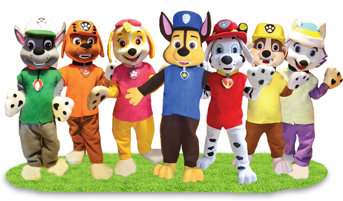 show-happy-kids-paw-patrol