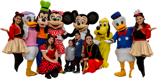 Show happy kids la casa de mickey mouse show happy kids - La mickey danza ...